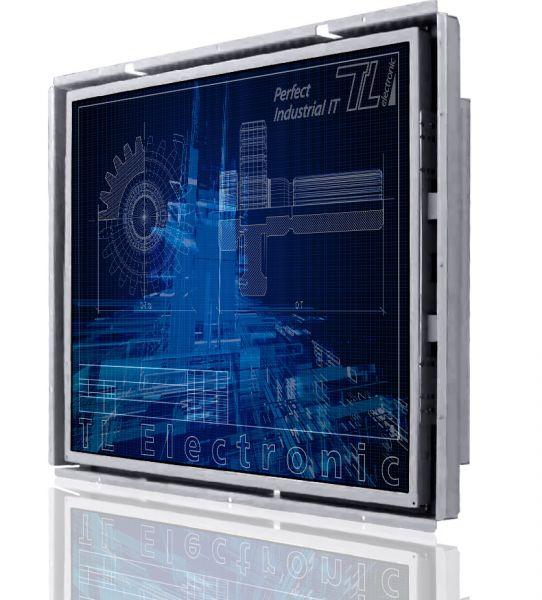 R19L300-OFM1 / / TL Produkt-Welten / Industriemonitor / Open Frame (Einbau von hinten) ohne Touch-Screen