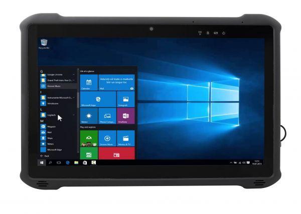 02-Front-M116K / TL Produkt-Welten / Mobile Computing / Rugged Industrial Tablets
