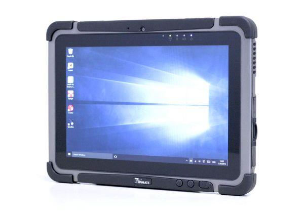 01-Front-right-M101H / TL Produkt-Welten / Mobile Computing / Rugged Industrial Tablets