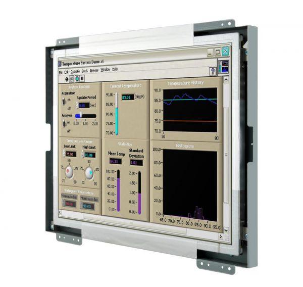 Front-right-WM 15-VDP-OF / TL Produkt-Welten / Industriemonitor / Open Frame (Einbau von hinten) / ohne Touch-Screen