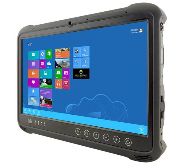 01-Rugged-Tablet-PC-M133W / TL Produkt-Welten / Mobile Computing / Rugged Industrial Tablets