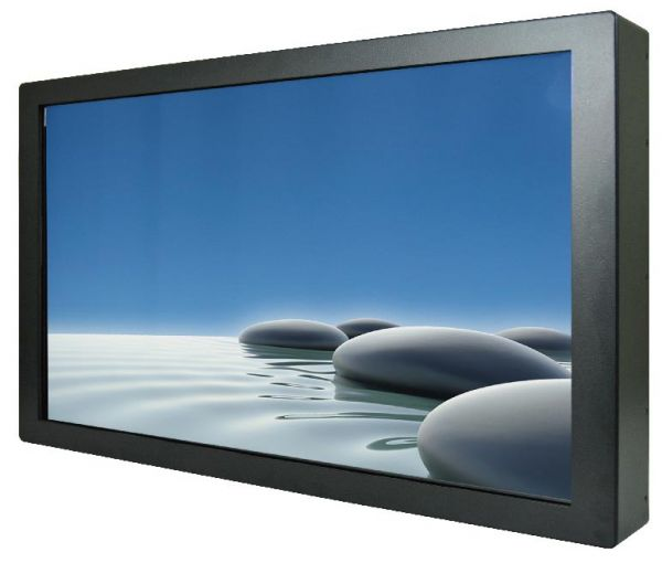 Front-right-WM 27W-VDP-CH-GSU / TL Produkt-Welten / Industriemonitor / Chassis (VESA-Mounting) / ohne Touch-Screen