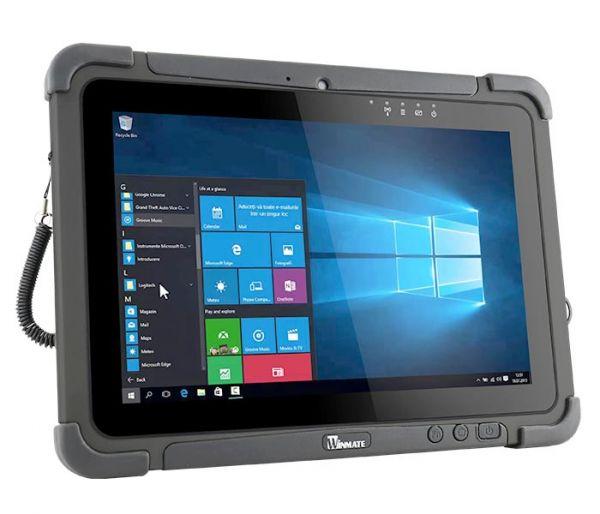 01-Rugged-Industrie-Tablet-M101S / TL Produkt-Welten / Mobile Computing / Rugged Industrial Tablets