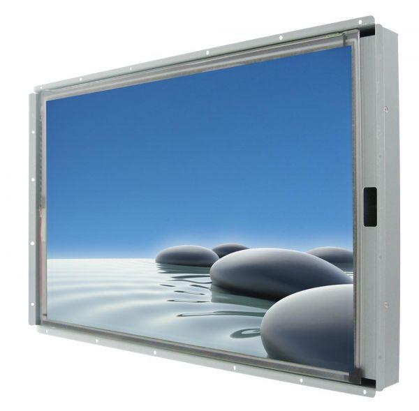 Front-right-WM 24W-VDP-OF-PRU / TL Produkt-Welten / Industriemonitor / Open Frame (Einbau von hinten) / Touch-Screen für 1-Finger-Bedienung